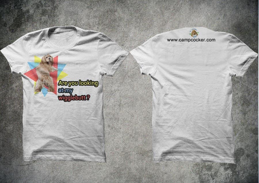 Inscrição nº 13 do Concurso para Design a T-Shirt for animal rescue