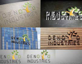 #82 para Develop a Corporate Identity for Denovo Industries por persal