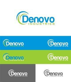 Logo Design Contest Entry #49 for Develop a Corporate Identity for Denovo Industries