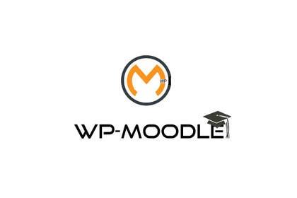 #76 untuk Design a Logo for wp-moodle oleh Anatoliyaaa