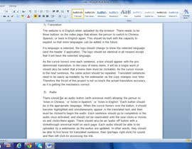 #1 para the preparation only of a 'project for translation services and audio to website' por michaelmiller85