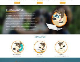 #22 cho Build a Website for Service Dog Training Website bởi ngscoder