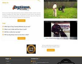 #27 for Build a Website for Service Dog Training Website af lauranl