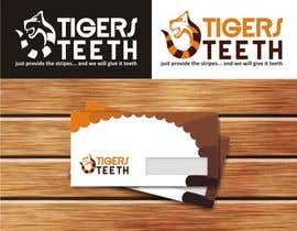 "#24 for Design a Logo for ""TigersTeeth.com"" af Crussader"