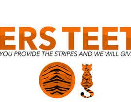 "#22 cho Design a Logo for ""TigersTeeth.com"" bởi francidesigns"
