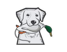 #30 para Design a Logo for Training Duck Hunting Dog Website por AWAIS0