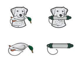 #37 para Design a Logo for Training Duck Hunting Dog Website por AWAIS0