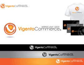 #450 para Logo Design for Vigentocommerce por sikoru