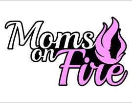 Nro 42 kilpailuun Design a Logo for Moms On Fire käyttäjältä dayak3