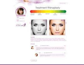 Nro 1 kilpailuun Design A Website Front Page käyttäjältä tania06