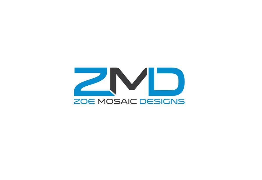 Bài tham dự cuộc thi #14 cho Design a Logo for ZMD Zoe Mosaic Designs LLC
