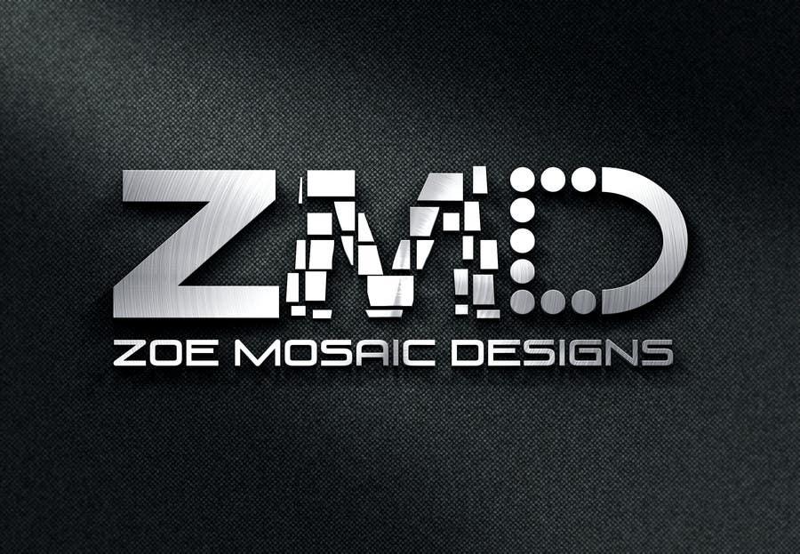 Bài tham dự cuộc thi #4 cho Design a Logo for ZMD Zoe Mosaic Designs LLC