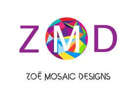 #29 cho Design a Logo for ZMD Zoe Mosaic Designs LLC bởi medokhaled