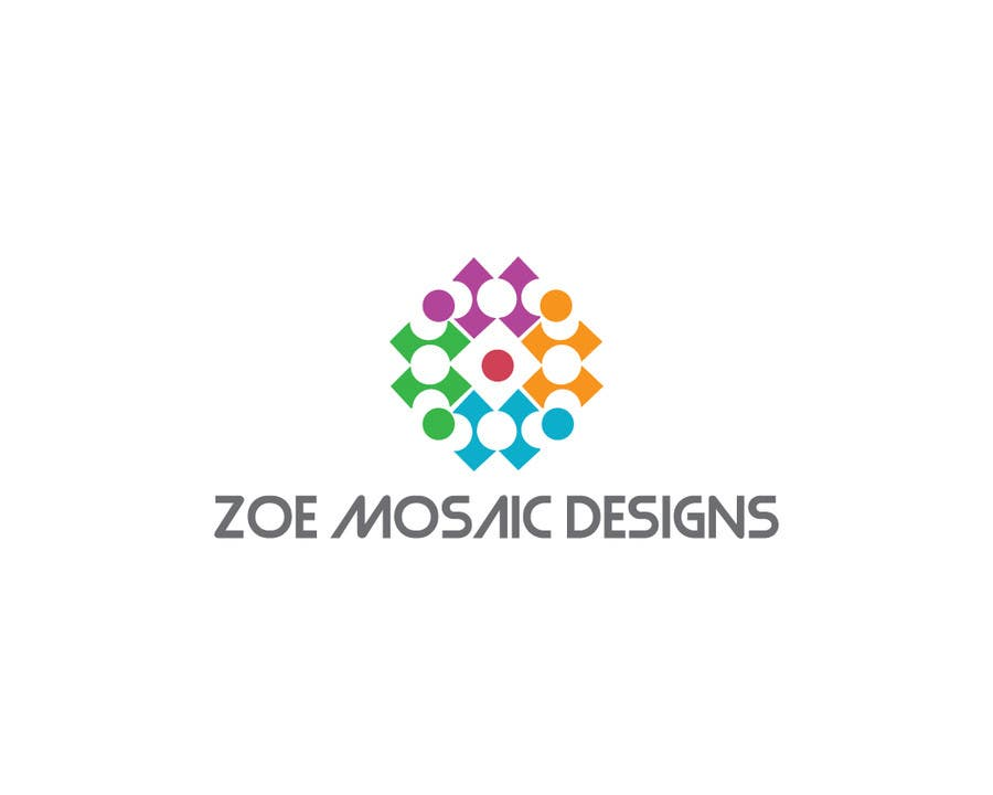 Bài tham dự cuộc thi #8 cho Design a Logo for ZMD Zoe Mosaic Designs LLC