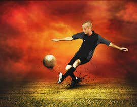 #75 for photoshop soccer picture by manojrock3110c