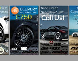 #3 for Design 4 Banners for Alloy Wheel Website af s04530612