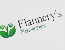 Nro 91 kilpailuun Design a Logo for a (Garden) Nursery käyttäjältä DmitriyYarovoy
