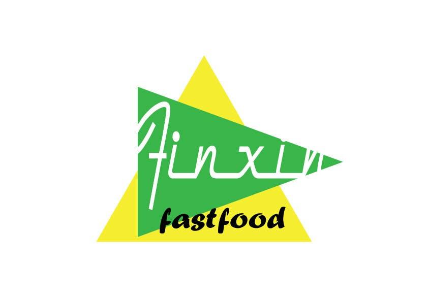 Konkurrenceindlæg #36 for Design a Logo and Menu for Fixin Fast Food