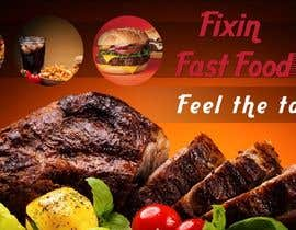 #35 untuk Design a Logo and Menu for Fixin Fast Food oleh vivekdaneapen