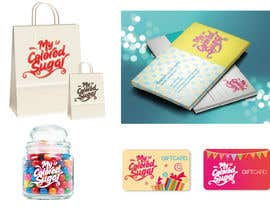 #191 untuk Design a Logo for Colored Sugar Business oleh marijoing