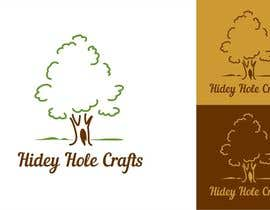 #18 cho Design a Logo for Hidey Hole Crafts bởi BorisBeznosyuk