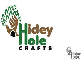 #25 cho Design a Logo for Hidey Hole Crafts bởi Spector01