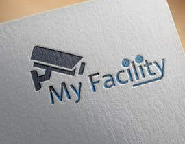 #38 for Design a Logo for 'Myfacilty' CCTV service by tanzeelhussain