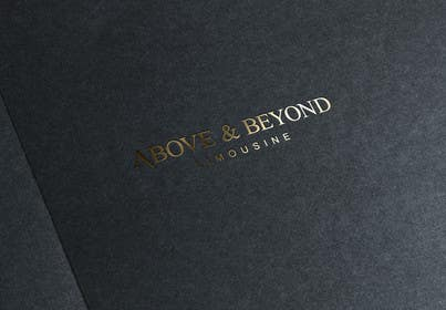 #97 for Logo for Above and Beyond Limo af SergiuDorin