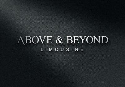 #98 for Logo for Above and Beyond Limo af SergiuDorin