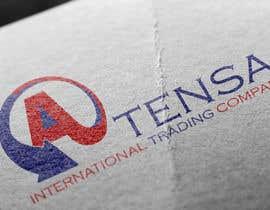 #24 untuk Design a Logo for Atensa Company oleh nikoladj993