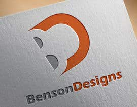 #60 for Design a Logo for bensondesigns by fadishahz