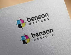 #21 for Design a Logo for bensondesigns by djmaric
