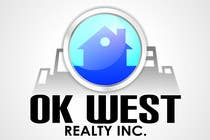 Graphic Design Contest Entry #24 for Logo Design for OK WEST Realty Inc.