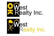 Graphic Design Contest Entry #68 for Logo Design for OK WEST Realty Inc.