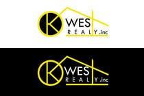 Graphic Design Kilpailutyö #192 kilpailuun Logo Design for OK WEST Realty Inc.