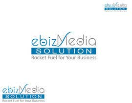 #51 para Design a Logo for ebiz Media Solution por gssakholia11