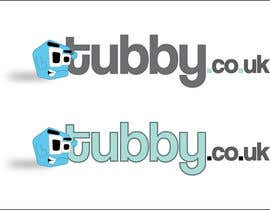 nº 126 pour Logo Design for Tubby par mOrer