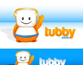 #145 para Logo Design for Tubby de VPoint13