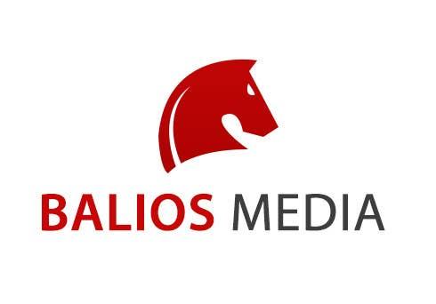 Kilpailutyö #2 kilpailussa Design a Logo for Balios Media