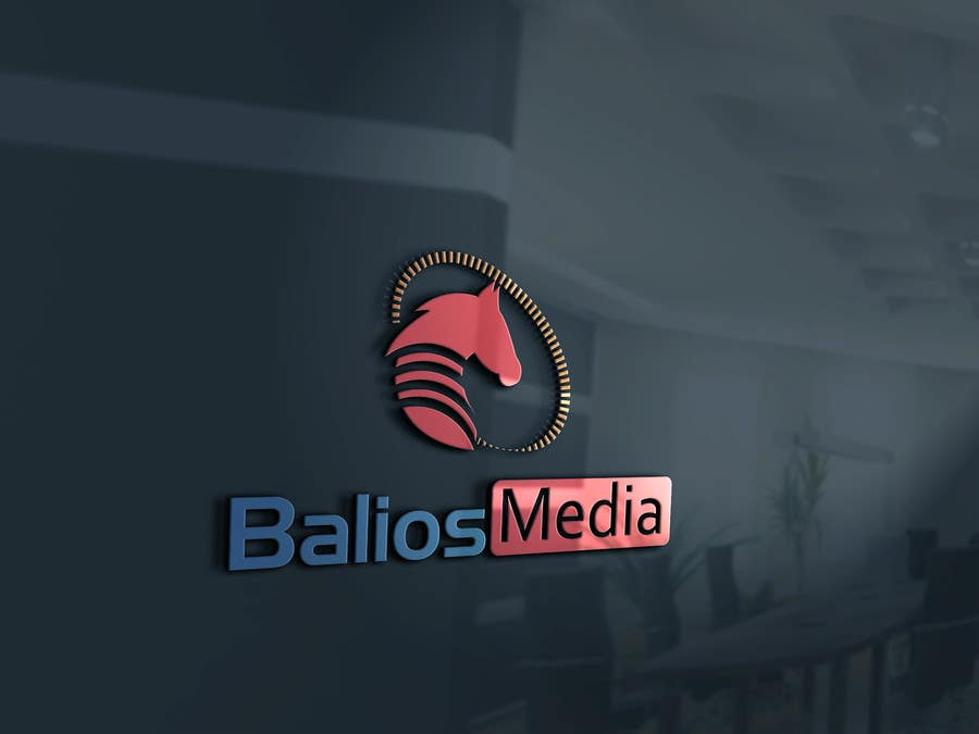Kilpailutyö #27 kilpailussa Design a Logo for Balios Media
