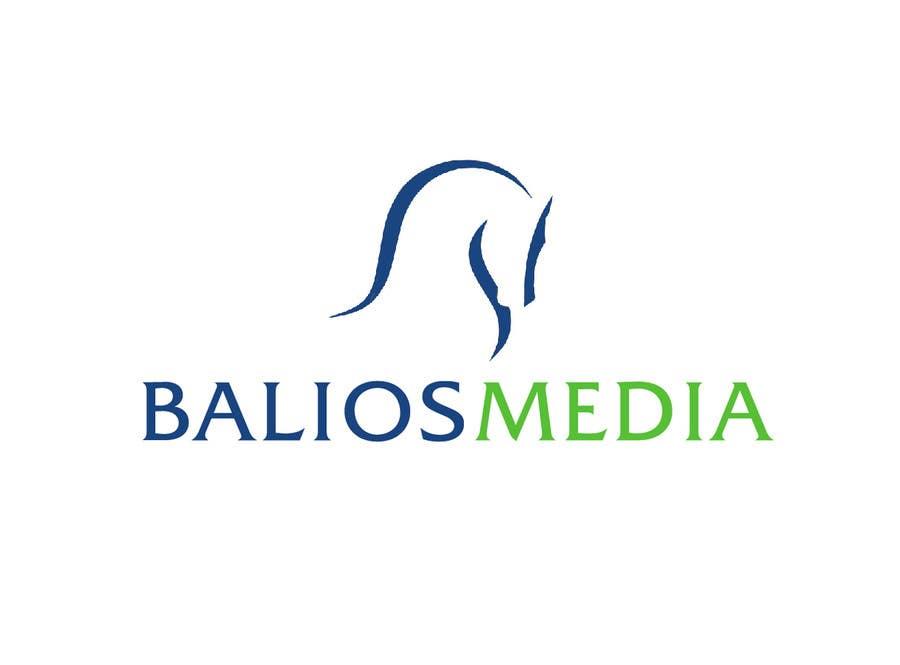 Kilpailutyö #33 kilpailussa Design a Logo for Balios Media