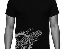 Nro 5 kilpailuun Motocross T-shirt käyttäjältä Folkca