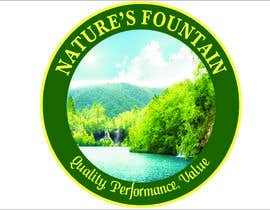 #19 for Design a Logo for Natures Fountain by asnads