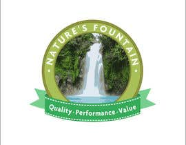 #20 for Design a Logo for Natures Fountain by Modeling15