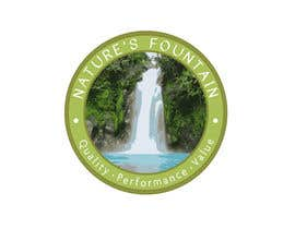 #22 for Design a Logo for Natures Fountain by Modeling15