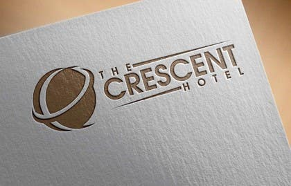 #349 cho Update company logo for The Crescent Hotel bởi eltorozzz