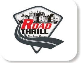 #6 para Design a Logo for Roadthrill por coolasim32