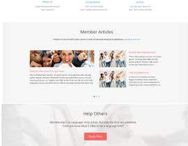 #9 for Design a 3 page Website Mockup by mahiweb123