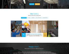 #22 for Design a 3 page Website Mockup by Dezign365web
