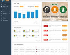 nº 17 pour Responsive USER INTERFACE design for an affiliate network par xrevolation